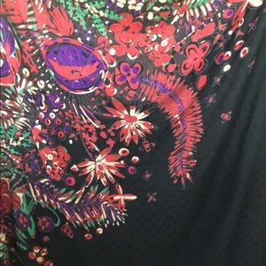 Louis Vuitton 2016 monogram jungle shawl